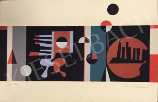 József Kádár - Hommage á Bartók - Hommage á Bartók (32 print) Budapest-Paris, 1978-1979 | 58th Spring Auction auction / 205 Item