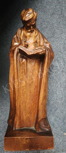 Murányi Gyula - Prédikációt olvasó pap