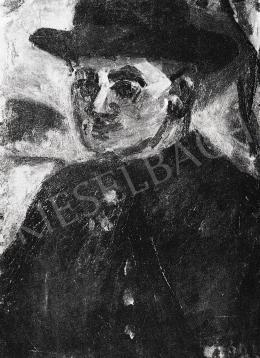 Czóbel Béla - Noisy le Grand-i plébános, 1913