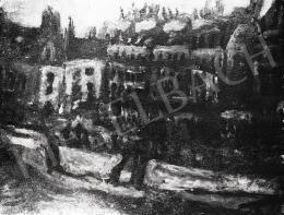 Czóbel Béla - Szajna-part, 1920 után