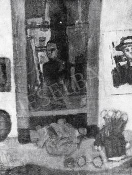 Czóbel Béla - Műterem, 1922