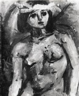 Czóbel Béla - Múzsa, 1930