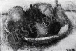 Czóbel Béla - Gyümölcscsendélet, 1932
