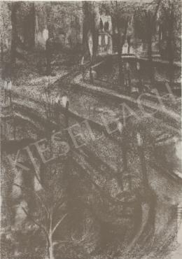 Gráber Margit - Szajna-híd, 1926