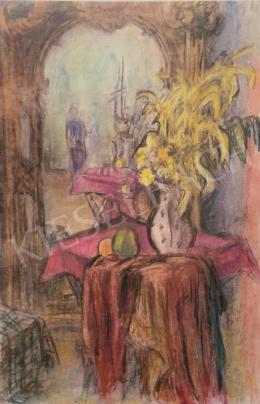 Gráber Margit - A tükör, 1980