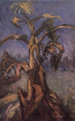 Gráber Margit - Kukoricás, 1963