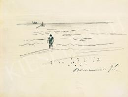 Bornemisza, Géza - On the shore