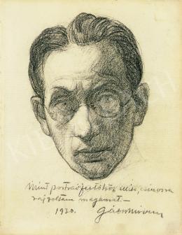 Gábor Móric - Önarckép