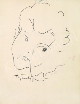 Bene, Géza - Self-portrait