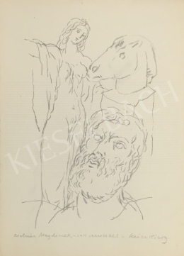 Reich, Károly - The artist and his muse