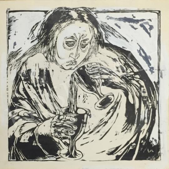 Eladó Tamás Noémi - Alkimista festménye