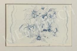 Ábrahám Rafael - Virágkompozíció