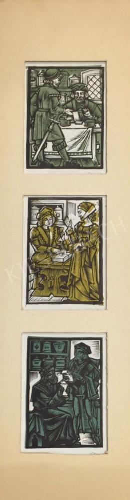 Fery Antal - A könyv művészete