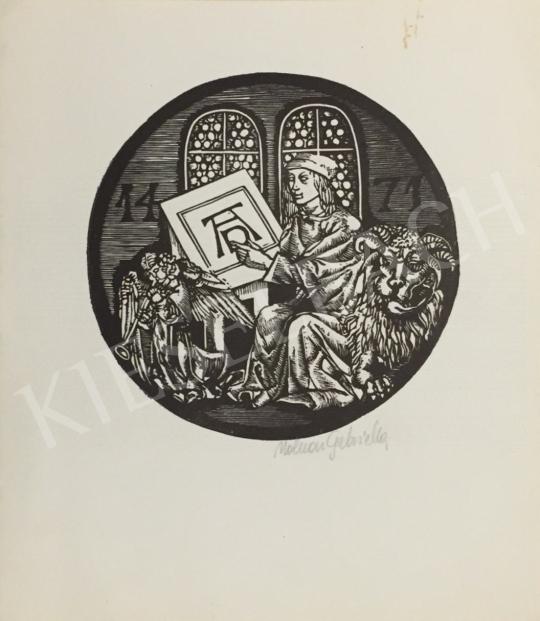 Eladó Molnár Gabriella - Dürer festménye