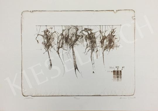 For sale  Dienes, Gábor - Birds, 1989 's painting