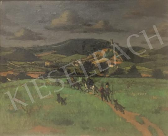 For sale Fényes, Adolf - Fairy-tale Landscape 's painting