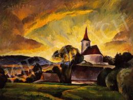 Nagy Imre - Erdélyi falu