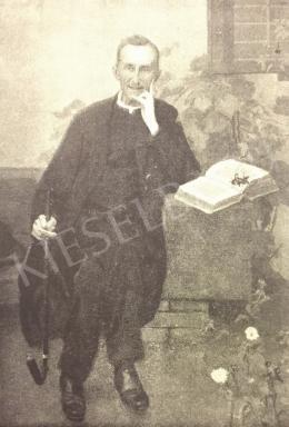 Kunffy Lajos - A somogyturi tiszteletes