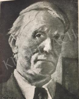 Rudnay Gyula - Önarckép