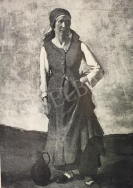 Rudnay Gyula - Korsós asszony