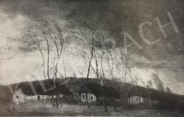 Rudnay, Gyula - Stormy Village