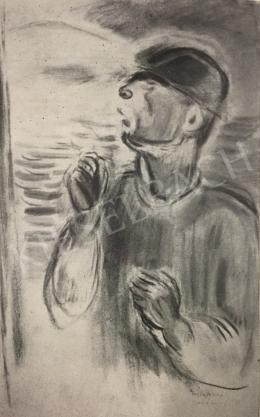 Egry József - A festő