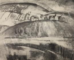 Egry, József - Badacsony Hill-Side