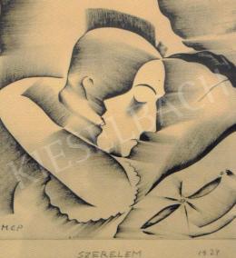 Molnár C., Pál - Love, 1924