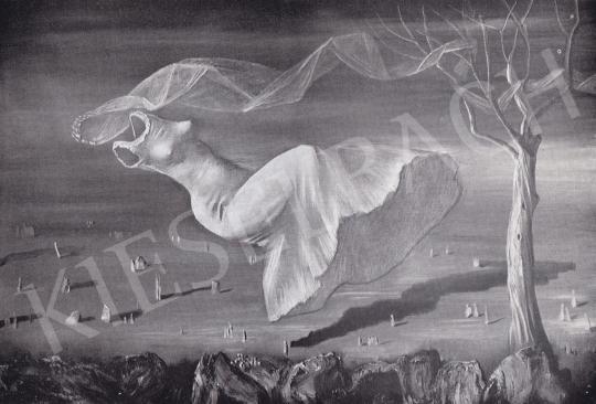 Molnár C. Pál - Vénasszonyok nyara festménye
