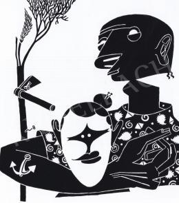Ivan Gazdov - Grafikatúra- a