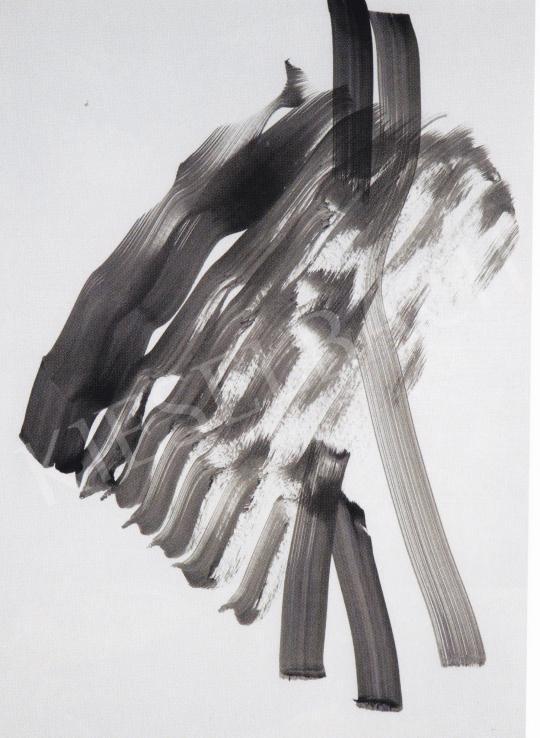 Nádler István - Cím nélkül, 2005 festménye