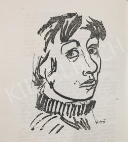 Anna Margit - Önarckép