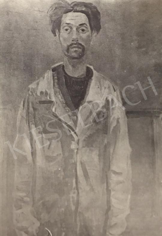 Duray, Tibor - Roman Self-Portrait painting
