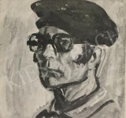 Molnár, József - Self-Portrait