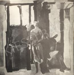 Bér Rudolf - Két nő szobában
