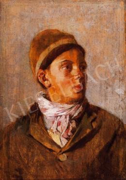 Deák Ébner, Lajos - Boy from Bretagne