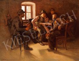 Nyilasy Sándor - Beszélgetők (Dologkerülők)