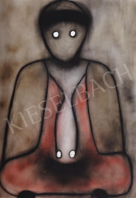 feLugossy László - Álbarom VI, 2007 festménye