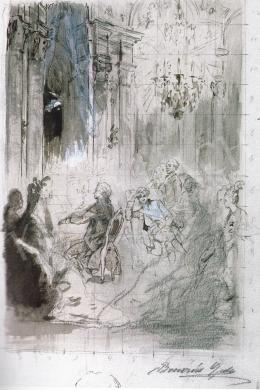Benczúr, Gyula - Rococo Concert, c.1872