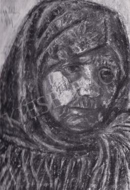 Nagy István - A művész anyja