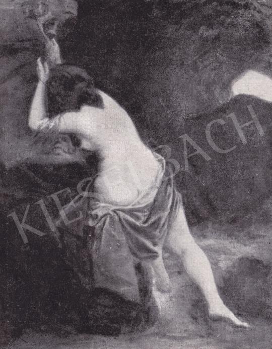 Csók István - Magdolna festménye