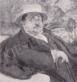 Csók István - Arckép