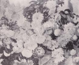 Csók István - Virágcsendélet