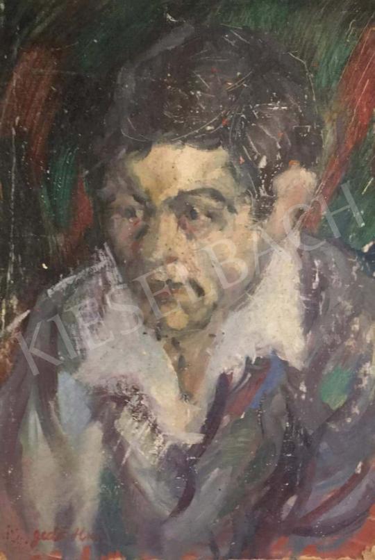Eladó Gedő Ilka - Női portré festménye