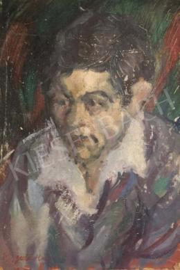 Gedő Ilka - Női portré