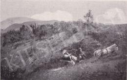 Iványi Grünwald Béla - Hegyi úton