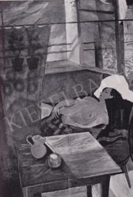 Derkovits Gyula - Hajnal, 1929