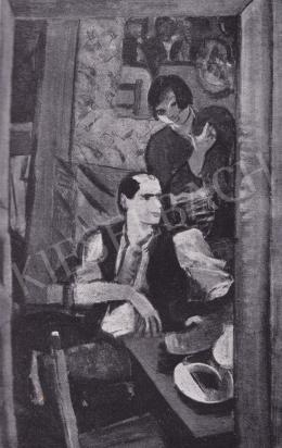 Derkovits Gyula - Mi ketten, 1929