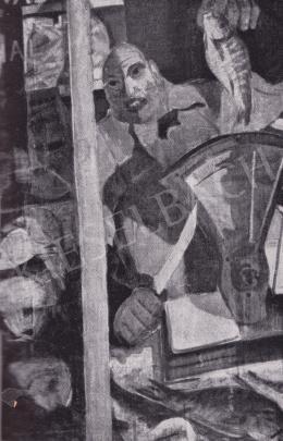 Derkovits Gyula - Halárus, 1930
