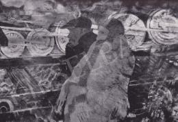 Derkovits Gyula - Vasút mentén, 1932